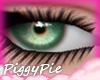 Side Eye Green