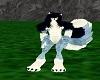 Husky Legs Blue F V2