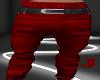 *J* Ruby Red Stem Jeans