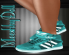 MD}Sports Shoes_Teal