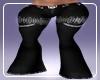 Black Flare Jeans v10