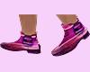 Boots Purple cccvb