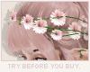 x3' Flower Crown