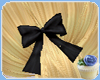 Black Lolita Hairbows