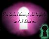*LI* Keyhole Pink