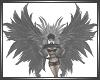 SL Angel Wings Black F/M
