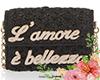 S. Gabbana Amore Bag