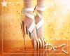 ✩ S Line Ribbon Heels