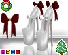 Kim christmas heels
