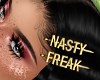 ⓦ NASTY FREAK Hair Pin