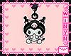 baby kuromi piercing