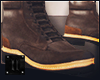 // Rough Leather Boots