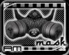 [AM] Gas Mask Black