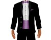(Sn)Tux w Tails Lavender