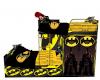 kids batman bunk bed