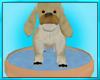 Poodle Dog Bed