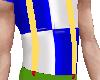 Trowa's Clown Suspenders