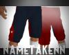 |NT|USA Shorts - Socks
