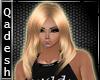 !Q! Angelia Wild Blond