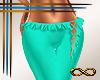[CFD]Cot Cand Pants Teal