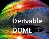 Derivable Dome Multisize