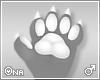 ! White Furry Claws