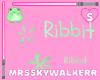 Ribbit Ribbit Bubbles