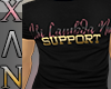 CLN: SUPPORT TEE