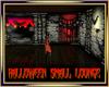 Halloween Small Lounge