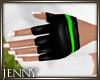 *J 80's Gloves Green