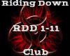 Riding Down -Club-