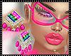 Jewels Set pink