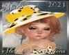 !a Kids Sunflower Hat