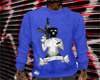 (C)Blue Rights2 Sweater