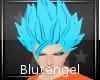 ! Goku S God Hair