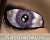 High Shine Eyes DarkBlue