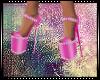 Pink Glamour Heels