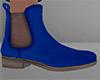 Blue Chelsea Boots 3 (M)