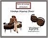 RHBE.VintageKissinChairs
