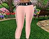 Peach Skinny Pants RXL