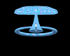 Trippy Blue Rave Light