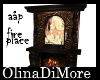 (OD) Apo fireplace