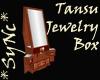 Sync Tansu Jewelry Box