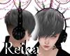 R Deadly Headphone Black