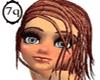 {7q} live Copper hair