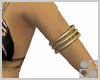 Slave Armband - Gold