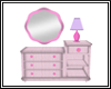 Der Light Pink Dresser