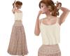 TF* BOHO Top & Skirt