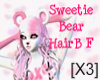 [X3]Sweetie Bear HairB F