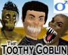 Toothy Goblin -Male